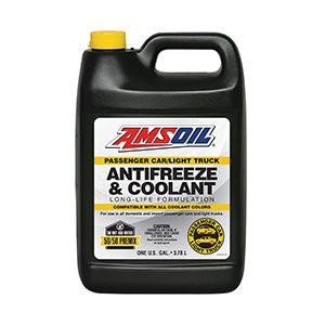 AMSOIL Passenger Car & Light Truck Antifreeze & Coolant.