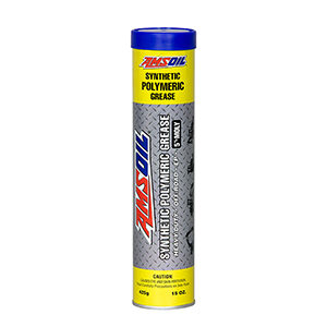 AMSOIL Synthetic Polymeric Off-Road Grease, NLGI #1.