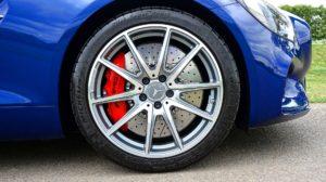 Mercedes-Benz tires.