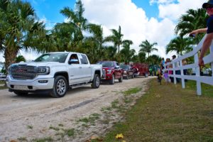 GMC truck fleet.