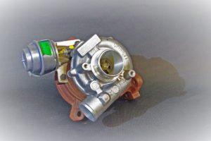 Turbocharger.