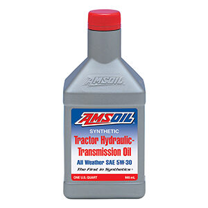 Synthetic Tractor Hydraulic/Transmission Oil SAE 5W-30.