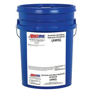 Synthetic Anti-Wear Hydraulic Oil - ISO 22.
