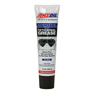 AMSOIL Synthetic Fifth-Wheel Grease.