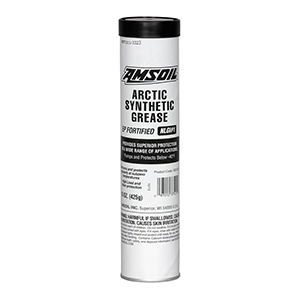 AMSOIL Arctic Synthetic Grease.