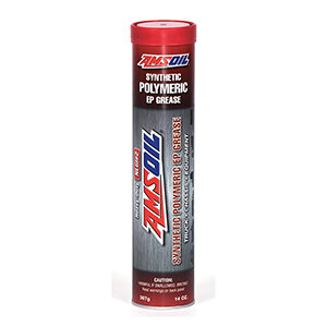 AMSOIL Synthetic Polymeric Truck, Chassis and Equipment Grease, NLGI #2.
