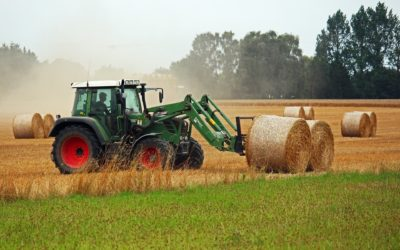 Oil for Diesel Tractor Engines