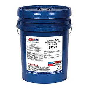 Synthetic Multi-Viscosity Hydraulic Oil - ISO 22.