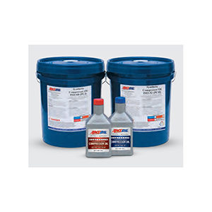 AMSOIL Synthetic Compressor Oil - ISO 32, SAE 10W.