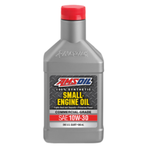 AMSOIL Synthetic Small Engine Oil 10W-30