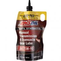 Manual Transmission & Transaxle Gear Lube