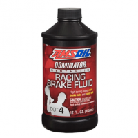DOMINATOR DOT 4 Synthetic Racing Brake Fluid